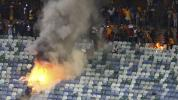 South African fans storm field, riots erupt