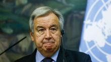U.N. General Assembly elects António Guterres as secretary-general for second term