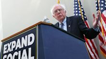 Bernie Sanders Has Been Planning A Social Security Fight With Donald Trump For Years