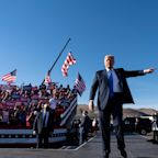 Trump tries to tamp down Republican dissent, lashes out at GOP Sen. Ben Sasse at Nevada rally