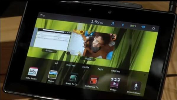 BlackBerry PlayBook demoed in the flesh at Adobe MAX, Air-based SDK launched