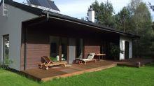 7 casas de madeira simples e econômicas