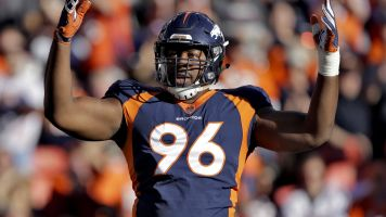Broncos DT has great response to new contract
