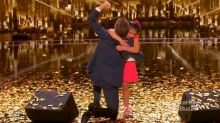 Chris Hardwick Gives Golden Buzzer to 9-Year-Old Singer on 'America's Got Talent'