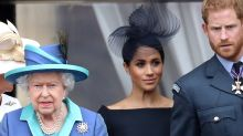Queen put hot-headed Harry 'firmly in his place' over tiara drama