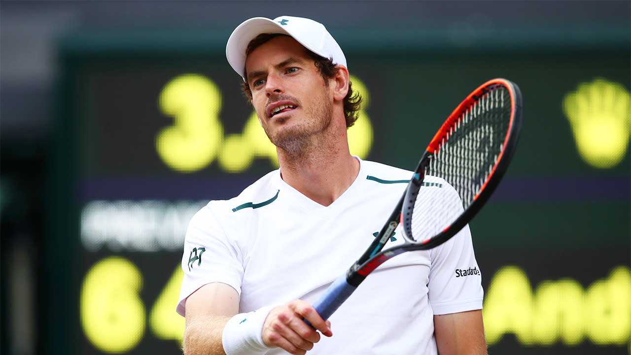 'Exiled': Andy Murray at centre of Wimbledon controversy