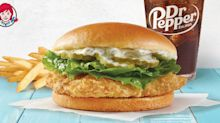 Wendy's cod sandwich is back in time for Lent