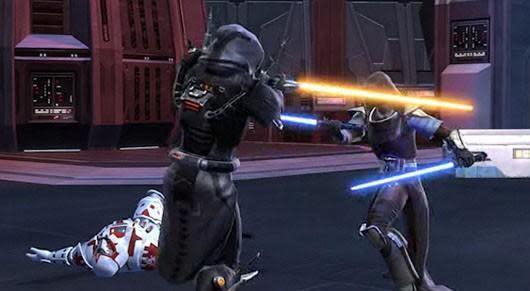 BioWare releases Jedi armor progression video