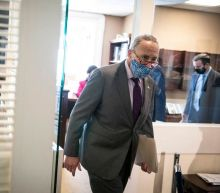 Sen. Schumer, McConnell spar over COVID relief bill