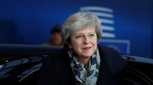 L'opposition et la presse parlent d'échec pour May à Bruxelles