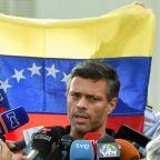 Venezuela opposition figure Lopez headed to Spain: family
