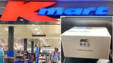 Woman's Kmart delivery causes outrage online: 'Terrible'