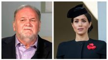 Thomas Markle reveals 'heartbroken' Meghan's five-page letter