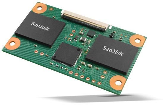 SanDisk outs Gen 2 pSSDs for blossoming netbook sector