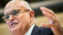 Bericht: Giuliani trifft Schlüsselfiguren der Ukraine-Affäre