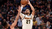 119-107. Jamal Murray anota 50 puntos y los Nuggets empatan la serie
