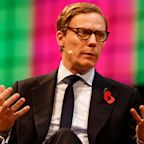 Head of Cambridge Analytica filmed discussing use of bribes and sex workers to entrap politicians