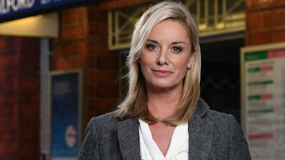Tamzin Outhwaite wants TV's gender pay closed