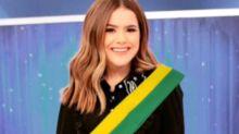 Maisa Silva será a futura presidente do Brasil?