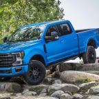It's Tremor time: 2020 Ford F-Series Super Duty adds Tremor offroad package