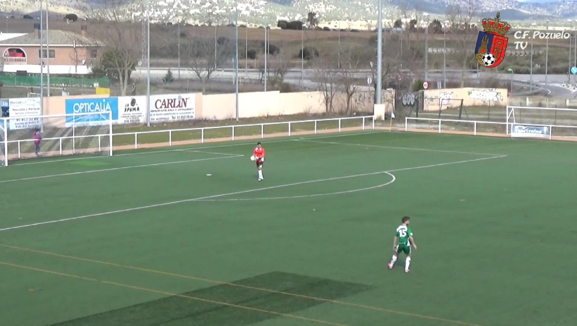 VIDEO: Goalkeeper scores spectacular goal from his own area