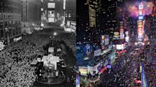 The history behind the famous New Year's Eve ball drop