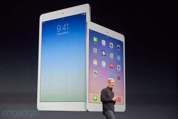 Apple's iPad Air event roundup: new tablets, refreshed MacBook Pro with Retina display, Mavericks and more