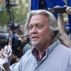 Trump weighing a pardon for Steve Bannon