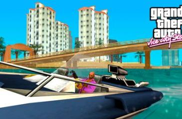 Playing and cheating Vice City Stories through DevHook
