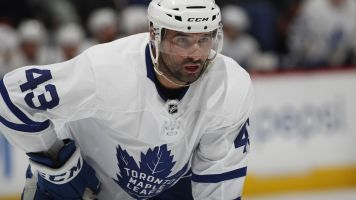 Kadri reflects on tenure with Maple Leafs
