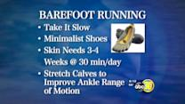 """Losing Your """"Sole"""": Is Barefoot Running Right For You?"""