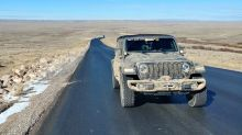 Jeep Rubicon Alaska Cannonball overlanding trip, part 7 | A long way from nowhere