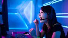 周靈山:上網打機的女人