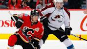 Watch live: Avalanche at Flames