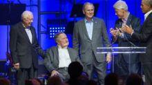 Alle fünf lebenden Ex-US-Präsidenten bei Benefizkonzert für Hurrikan-Opfer