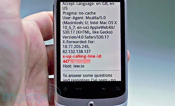 O2 data breach potentially shares your cellphone number with the world (Updated)