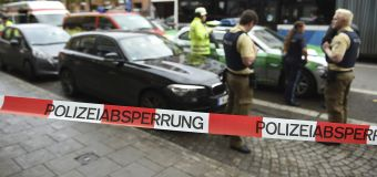 Man with knife attacks 8 people in Munich
