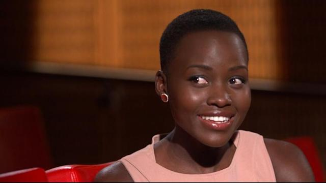 '12 Years a Slave' Star Lupita Nyong'o on the Future: 'I'm Curious, I'm Excited, I'm Ready'