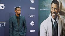 Denzel Washington pays emotional tribute to 'gentle soul' Chadwick Boseman