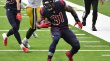 Texans' game plan against Packers showed when not to run the football