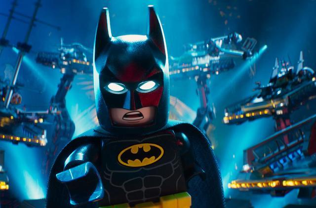 Siri's latest Easter egg lets you become 'Lego Batman'