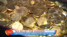Tax relief for working Aussies