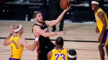 Update on Dragic. And Lakers fume about officiating against Heat, react to LeBron decision