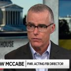 '9 Days in May': McCabe looks at the crucial days after Comey was fired