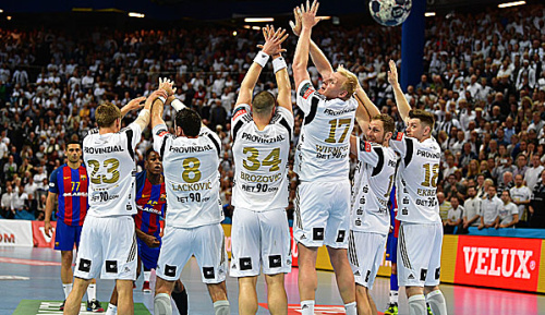 Handball: Nach Flensburg-Debakel: Kiel kämpft um Halbfinale und Ehre
