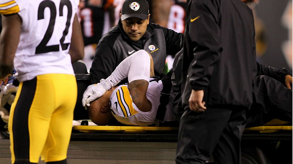 Ryan Shazier injury update: Steelers LB showing 'gradual improvement,' report says