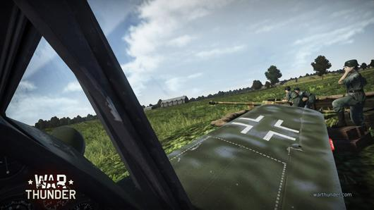 War Thunder aiming for 360-degree panoramic VR view with Project Morpheus
