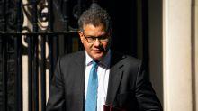 Alok Sharma receives negative test for Covid-19