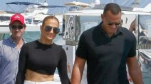 Jennifer Lopez Is Loving Life (and Alex Rodriguez) — and Her Fashion Proves It