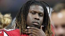 Falcons cut disgruntled former 1st-round pick Takk McKinley after trade-deadline drama